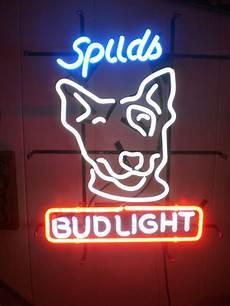 Bud Light Texas Neon Sign Bud Light Spuds Mackenzie Neon Signs Bud Light Signs