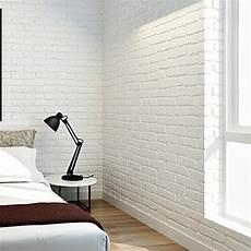 lade da da letto moderne ideas para decorar con ladrillos vistos las paredes