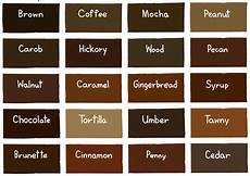 Different Shades Of Brown Hair Colour Chart Our Favourite 12 Brown Hair Color Shades For Indian Skin Tones