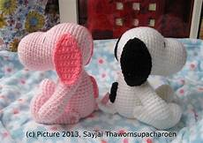 amigurumi deutsch kostenlos pink snoopy sayjai amigurumi crochet patterns k and j