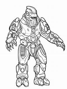 Free Printable Coloring Pages For Males Halo Coloring Pages Free Printable Halo Coloring Pages
