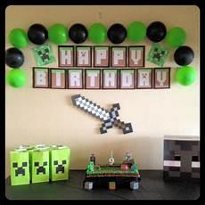 minecraft with images minecraft birthday