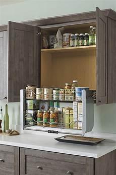 pull cabinet shelf kemper cabinetry
