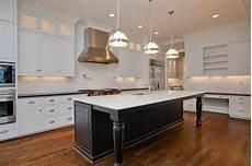 black distressed kitchen island is black the next big kitchen trend design studio