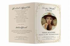 Memorial Pamphlet Template Free 12 Personalized Memorial Card Designs And Templates Psd