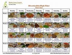 diverticulitis menus martha s senior gourmet renal