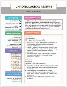 Resume Advise Best Resume Formats For 2020 3 Professional Examples