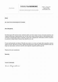 Basic Sample Resume Cover Letter Kallio Free Simple Cover Letter Template For Word Docx