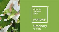 Color Of The Year 2017 Pantone Pantone Picks Greenery For 2017 Color Of The Year