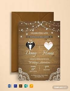 Invitation Software Free Download 10 Best Wedding Invitation Card Examples Amp Templates