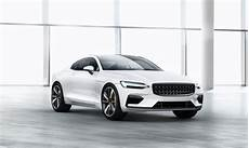 2019 Volvo Electric by Volvo S Electric Car Brand Polestar Unveils Model
