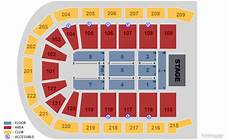 Huntington Center Seating Chart With Seat Numbers Huntington Center Toledo Tickets Schedule Seating