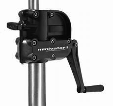 Film Light Stands Matthews Minivator Ii Crank Up Light Stand Barndoor Lighting