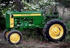 Used Farm Tractors For Sale 1957 John Deere 320 2006 06