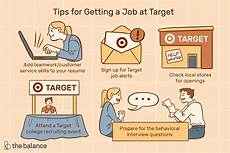 Tips For Job Tips For Applying For A Job At Target