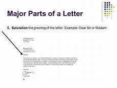 Salutations For Cover Letters Letter Salutations Examples Scrumps