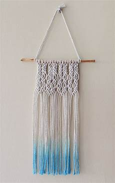 macrame projects small macrame wall hanging for beginners