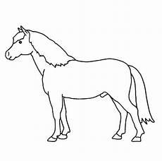 Malvorlage Pferd Zum Ausdrucken Kostenlose Malvorlage Bauernhof Ausmalbild Pferd Zum Ausmalen