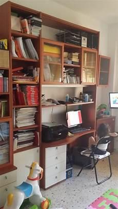 librerie pistoia libreria con scrivania