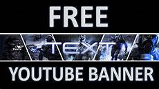 Youtube Banners Free Free Youtube Gaming Banner Psd File Youtube