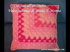 uncinetto cuscini cuscino uncinetto pillow crocheted