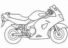 motorrad ausmalbilder 03 ausmalbilder
