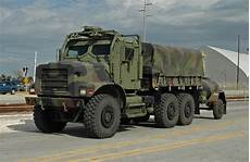 Marine Corps Tanker Marine Corps Amk23 Cargo Truck With M149a1 Water Tank Trai