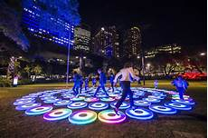 Outdoor Lighting Sydney Sydney Is Filled With Colour And Light For The Sixth