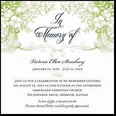 Sample Of Funeral Invitation Pin By Sue Swedo On Celebration Of Tutu Memorial Service