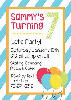 Toddler Birthday Invitation Free Printable Birthday Invitation Templates