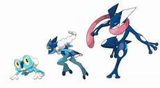 Pokemon Froakie Evolution Chart Top 10 Best Starter Pok 233 Mon Levelskip