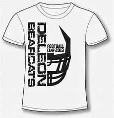 Football T Shirt Designs Standpoint Promotions Graphic Design