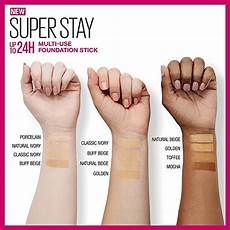 Maybelline Better Skin Foundation Colour Chart Best Maybelline 24 Hour Foundation November 2019 Top