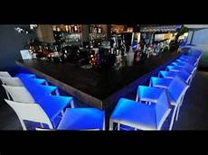 Under Bar Led Lighting Restaurant Under Bar Counter Led Lighting Youtube