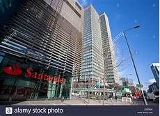 banco santander stock banco santander at regent s place with the euston tower