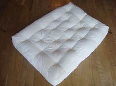 tufted wool replacement sofa cushion insert home of wool