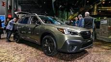 Subaru Usa 2020 Outback by 2020 Subaru Outback Debuts With More Power Familiar Look