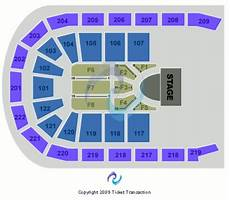 Huntington Center Seating Chart With Seat Numbers Huntington Center Tickets In Toledo Ohio Huntington
