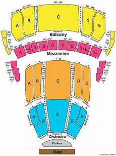 Temple Buell Seating Chart Year Nextyear The Buell Theatre Tickets