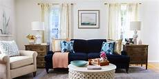 Living Room A Simple Way Of Picking The Right Sofa Color For Your New
