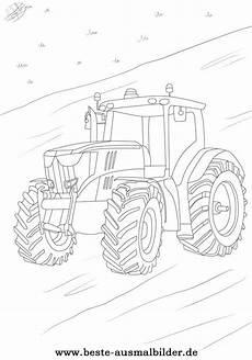 ausmalbilder traktor deutz kindergarten