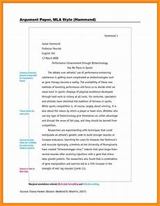 Mla Examples Paper 12 13 How To Format An Mla Essay Loginnelkriver Com