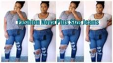 Fashion Nova Size Chart Fashion Nova Plus Size Jeans Yay Or Nay Youtube