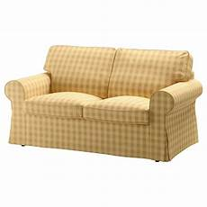 Yellow Sofa Slipcover 3d Image by Ektorp Loveseat Cover Skaftarp Yellow In 2020