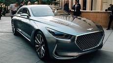 Hyundai Plans Genesis Luxury Suvs And Coupe By 2020