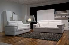 contemporary leather sofa set on chrome frame san diego