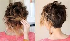 frisuren für dünnes haar zum selber machen deko ideen kurze haare locken frisuren mit locken f 252 r