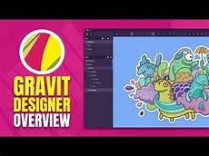 Designer Gravit Gravit Designer Overview Youtube