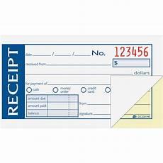 How To Make A Receipt Book Adams Money Rent Receipt Book Ld Products