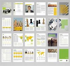 Annual Report Layout Design 40 Best Corporate Indesign Annual Report Templates Bashooka